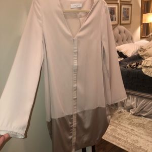 Beautiful nwot zip light jacket size 10